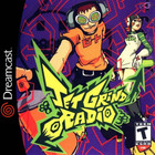 Jet Grind Radio - Dreamcast (Used, With Book)