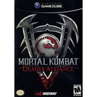 Mortal Kombat: Deadly Alliance - GameCube