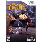 Igor the Game - Wii (Used, With Book)