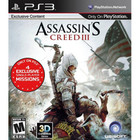 Assassin's Creed III - PS3 (Disc Only)