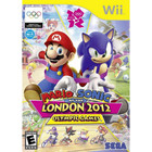 Mario & Sonic at the London 2012 Olympic Games - Wii (Disc Only)