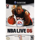 NBA Live 06 - GameCube (No Book)