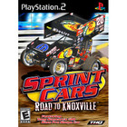 Sprint Cars: Road to Knoxville - PS2 (Disc Only)
