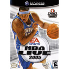 NBA Live 2005 - GameCube (With Book)