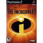 The Incredibles - PS2 (Disc Only)