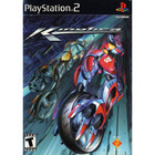 Kinetica - PS2 (Disc Only)