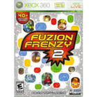 Fuzion Frenzy 2 - XBOX 360 (Used, With Book)