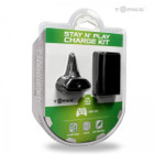 Xbox 360 Tomee Charge Kit (Battery + Charge Cable)(Black)