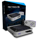 RetroN 5 Hyperkin Gaming Console (Gray)