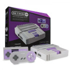 SNES/ NES Hyperkin RetroN 2 2in1 System (Gray)