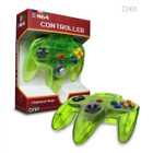 N64 CirKa Controller (Cyanine/Jungle)