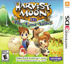 Harvest Moon 3D: The Lost Valley - 3DS