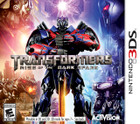 Transformers: Rise of the Dark Spark - 3DS [Brand New]