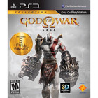 God of War Saga DISC 1 ONLY - PS3 (Disc Only)