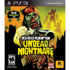 Red Dead Redemption: Undead Nightmare - PS3 (Disc Only)