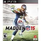 Madden NFL 15 - PS3 [Brand New]