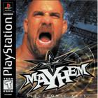 WCW Mayhem - PS1 (Disc Only)
