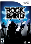 Rock Band - Wii (Disc Only)
