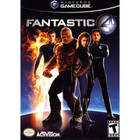Fantastic 4 - Gamecube (Disc Only)