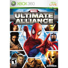 Marvel: Ultimate Alliance - XBOX 360 (Disc Only)
