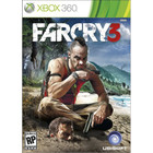 Far Cry 3 - XBOX 360 (Used, With Book)