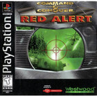 Command & Conquer: Red Alert - PS1 (Used, With Book)
