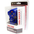 PS3 WIRED CONTROLLER - BLUE (HYDRA)