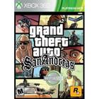 Grand Theft Auto: San Andreas - XBOX 360 [Brand New]