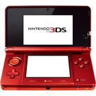 Nintendo 3DS Console Red - (Used, Good Condition)
