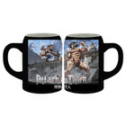 ATTACK ON TITAN CERAMIC MUG