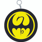 MARVEL IRON FIST DRAGON LOGO KEYCHAIN