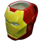MARVEL IRON MAN MOLDED COFFEE MUG