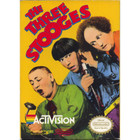 The Three Stooges - NES (Cartridge Only)