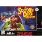 Scooby-Doo Mystery - SNES (Cartridge Only, Label Wear)
