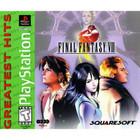 Final Fantasy VIII (Greatest Hits) - PS1 (Used, With Book)