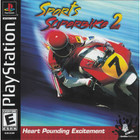 Sports Superbike 2 - PS1 (Used, With Book)