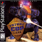 Future Cop: L.A.P.D. - PS1 (Used, With Book)