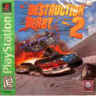 Destruction Derby 2 (Greatest Hits) - PS1 (Used, With Book)