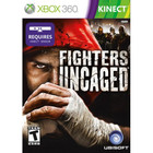 Fighters Uncaged - XBOX 360 (Used, With Book)