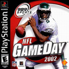 NFL GameDay 2002 - PS1 (Used, With Book)