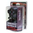 PS3 WIRED CONTROLLER - BLACK (HYDRA)