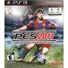 Pro Evolution Soccer 2011 - PS3 (Used, With Book)