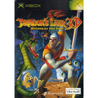 Dragon's Lair 3D Home - XBOX (Used, With Book)