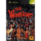 The Warriors - XBOX (Used, With Book)