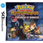 Pokemon Mystery Dungeon: Explorers of Darkness - DS (Cartridge Only)