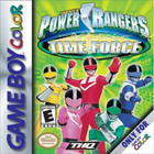 Power Rangers Time Force - GBC (Used, Cartridge Only, Label Wear)