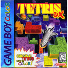 Tetris DX - GBC (Used, With Box and Book)