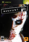 Manhunt - XBOX (Used, With Book)