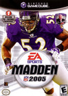 Madden NFL 2005 - GameCube (Disc Only)
