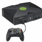 Microsoft XBOX Original Black Console - XBOX (Used Good Condition)
